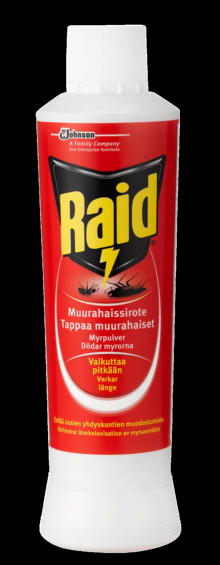 Muurahaissirote Raid